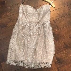 Jenny Yoo Cocktail/ Bridesmaids dress